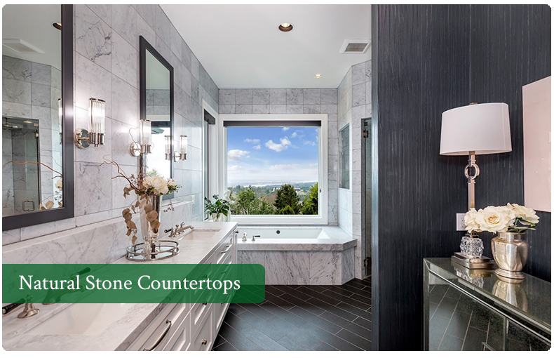 Natural Countertops